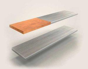 Пластина переходная АП (электротехническая) 80х6