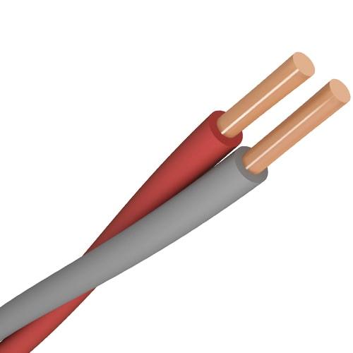 Взрывной кабель 2x0.5 мм ВП ГОСТ 6285-74