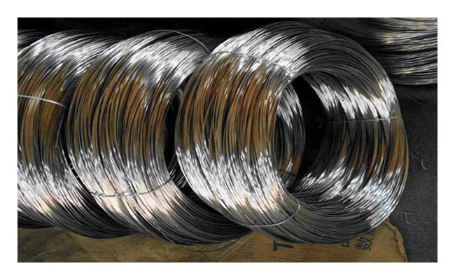 Проволока вязальная 4 сталь 12Х18Н10Т ГОСТ 18143-72 нержавеющая